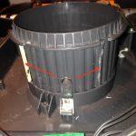 Höhenverstellung Automower 220AC