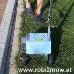 Video Rasenkantenbearbeitung