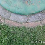 Rasenkantensteine Rundung