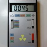 Geigerzähler repariert