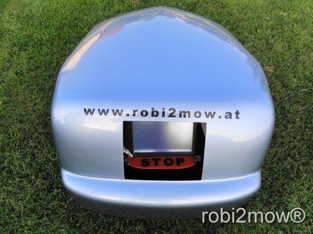 robi2mow Rasenroboter