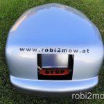 robi2mow Hinteransicht