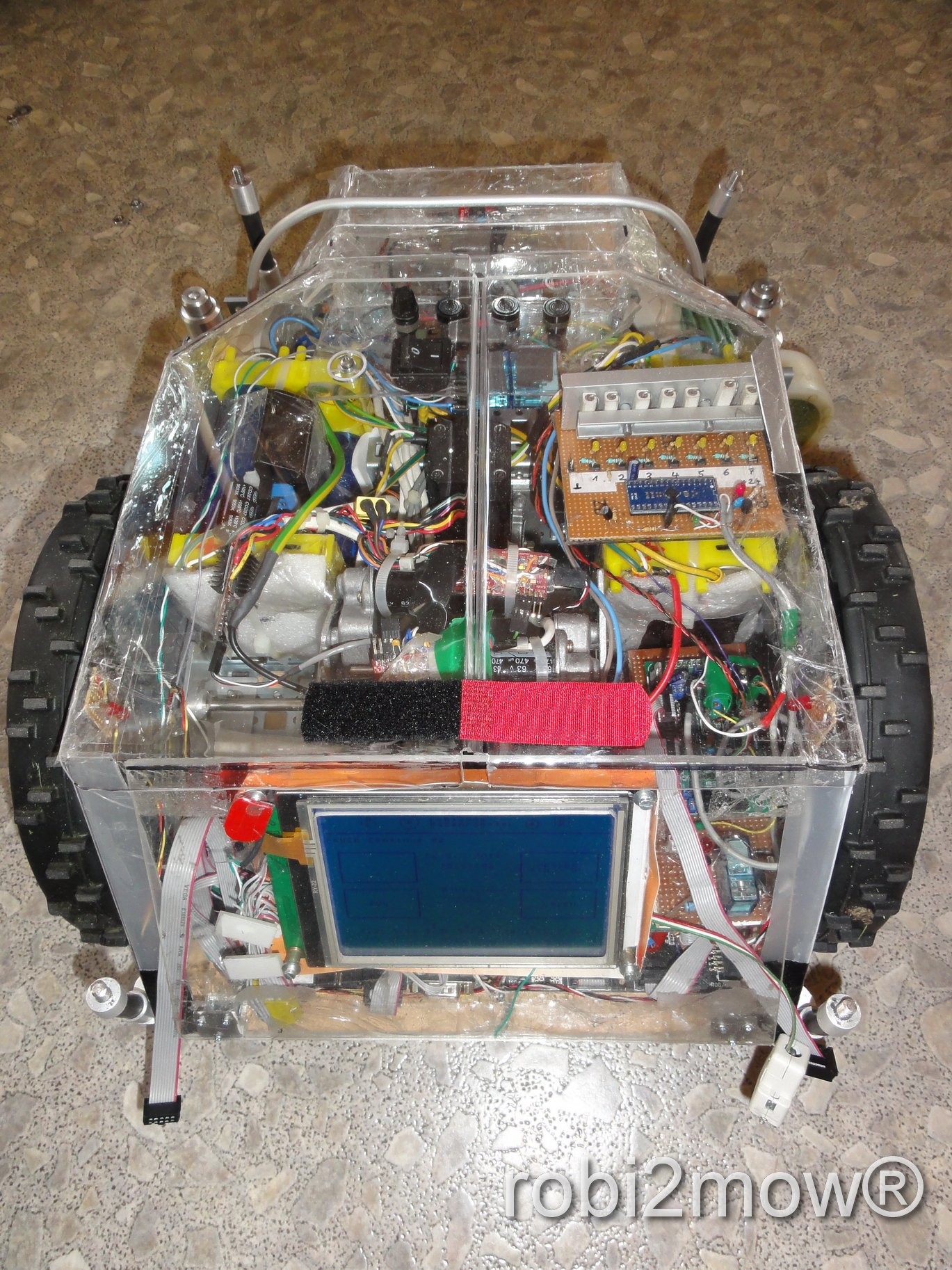 Chassis - robi2mow.at