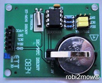 RTC DS1307