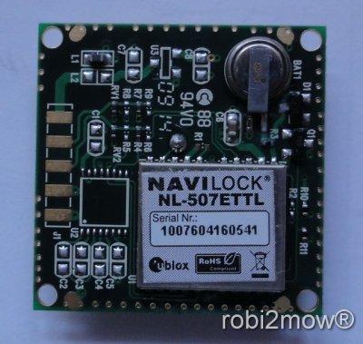 GPS Navilock NL-507ETTL