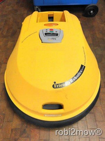 Der Robomow RL500