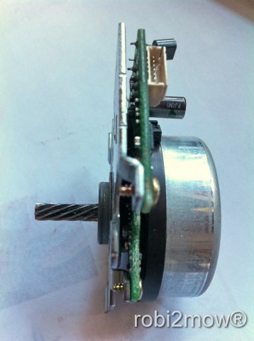 BLW2 Radmotoren