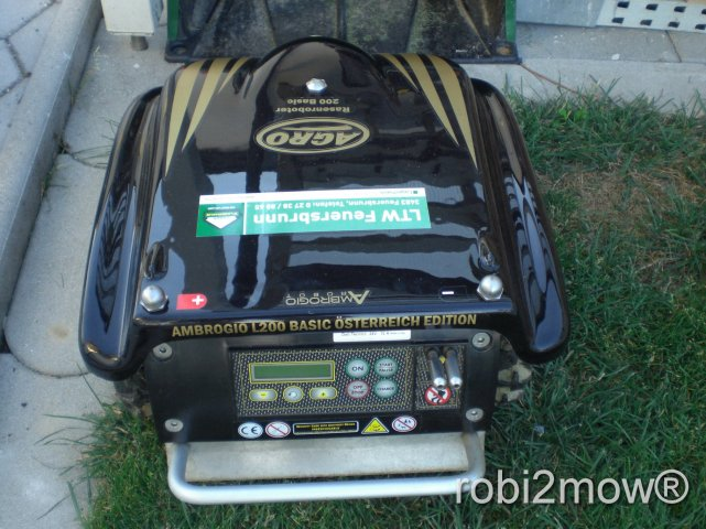Ambrogio L200 Sonder Edition