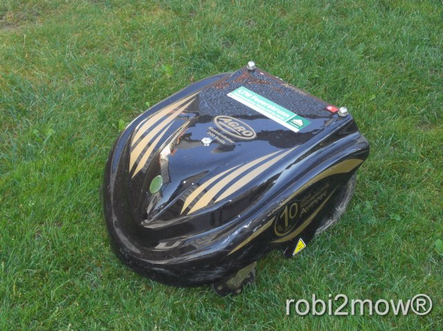 Rolands Ambrogio L200 Sonder Edition