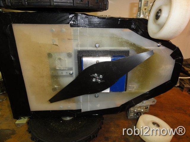 Motorträger für BLM2