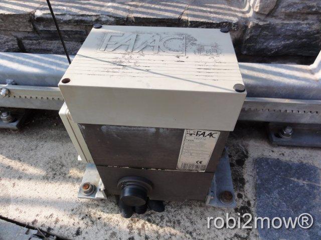 FAAC 746 Antrieb Reparatur