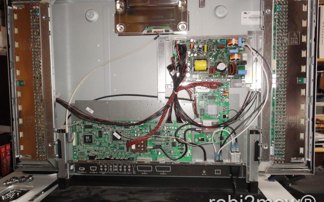 Reparatur LCD Fernseher 40 Zoll
