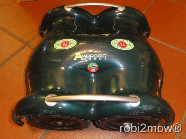Ambrogio L50 Reparatur unrentabel?