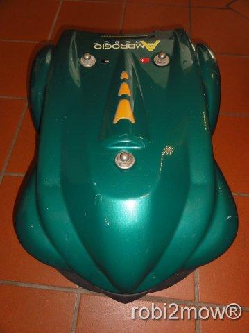 Ambrogio L300 Wasserschaden